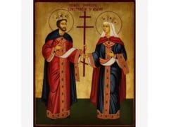 Sarbatoarea Sfintilor Constantin si Elena, ziua in care pasarile invata sa zboare