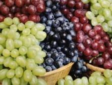 Sarbatoarea fructelor, in piata Obor
