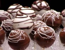 Sarbatori de ciocolata: Alege praline cu piper roz, branza sau sampanie