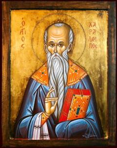 Sarbatori religioase - 10 februarie. Povestea Sfantului Mucenic Haralambie