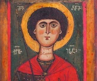 Sarbatori religioase - 23 aprilie. Povestea Sfantului Mare Mucenic Gheorghe, purtatorul de biruinta