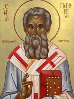 Sarbatori religioase - 7 februarie. Povestea Sfantului carea avea darul de a vindeca oamenii stapaniti de duhuri rele