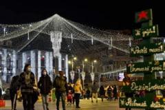 Sarbatorile de iarna. Orasele din Romania in care se organizeaza targuri de Craciun in 2020