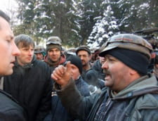 Sarbatorile vin cu o veste proasta pentru minerii de la Complexul Energetic Oltenia