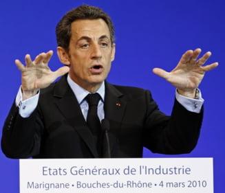 Sarkozy: Daca nu salvam Grecia, euro nu mai are rost