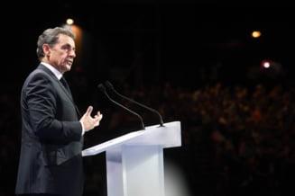 Sarkozy a fost inculpat pentru coruptie si finantare ilegala a campaniei electorale