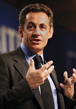 Sarkozy vrea un plan european de sustinere a industriei auto