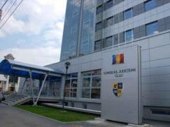 Sase comune din judetul Cluj au fost afectate de dezastre naturale. Consiliul Judetean le acorda sprijin financiar