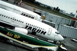 Sase curse au intarzieri la aterizare pe Aeroportul Otopeni, din cauza cetii