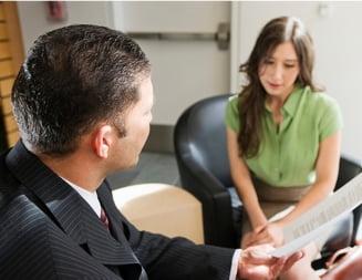 Sase greseli fatale la interviul de angajare