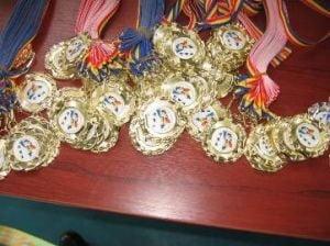 Sase medalii pentru elevii romani la olimpiadele internationale de chimie si biologie