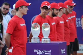 Sase romance vor incerca sa patrunda pe tabloul principal de la WTA Bucharest Open