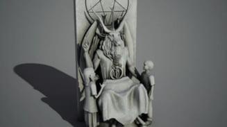 Satanistii vor sa ridice o statuie a Diavolului in centrul unui oras din SUA