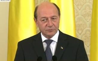 Satisfactia lui Basescu dupa 10 ani: Sa auzi pesedistii batrani vorbind de statul de drept