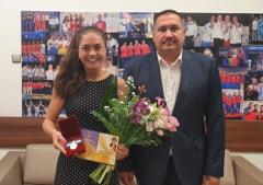 Satmareanca Amalia Tataran a primit titlul de Maestru Emerit al Sportului