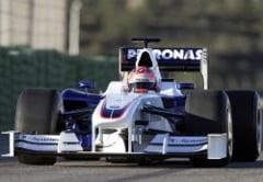 Sauber va concura in Formula 1 in 2010