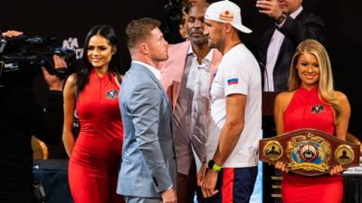 Saul Alvarez, campion mondial in versiunea WBO, dupa un KO nimicitor in lupta cu Sergey Kovalev (Video)