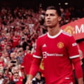 Scântei la Manchester United după eșecul cu Aston Villa, pe teren propriu. Cristiano Ronaldo n-a fost lăsat să bată un penalty!