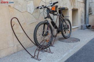 Scad amenzile pentru biciclisti. Iohannis a promulgat legea USR