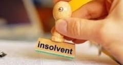 Scadere la jumatate a numarului firmelor insolvabile
