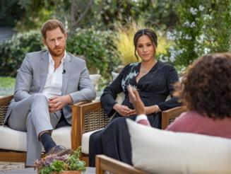 Scadere record de popularitate pentru Harry si Meghan dupa interviul cu Oprah, in Marea Britanie