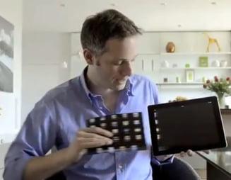 Scamatorii cu iPad (Video)