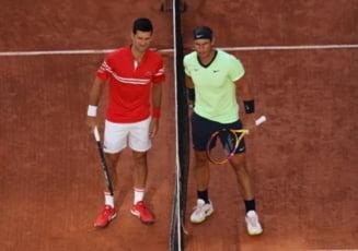 """Scandal în tenis! Rafael Nadal îl atacă pe Novak Djokovic dupa comportamentul sârbului de la Jocurile Olimpice: """"E ciudat să vezi un campion ca el reacționând așa. Nu ar trebui să procedeze astfel"""" VIDEO"""