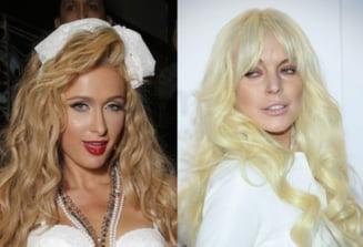 Scandal ca la usa cortului: Paris Hilton, catre Lindsay Lohan: Nimeni nu se pune cu familia mea si scapa!