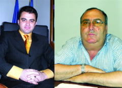 Scandal cu victime colaterale intre iEpure si primarul din Ocnele Mari