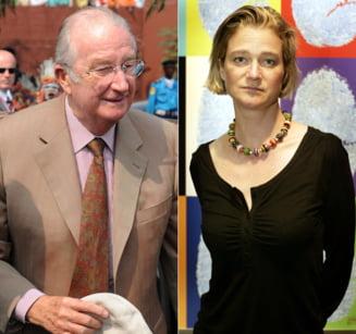 Scandal de paternitate in Belgia: O sculptorita sustine ca e fata regelui