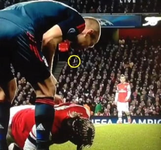 Scandal de proportii dupa Arsenal - Bayern