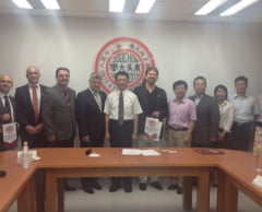 Scandal diplomatic: Doi dintre deputatii care au vizitat Taiwanul se apara incurcandu-se in explicatii