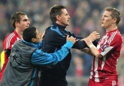 Scandal dupa Bayern-Inter: Schweinsteiger a vrut sa-l bata pe Materazzi