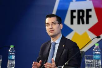 Scandal dupa tragerea la sorti de la Bucuresti: Presedintele FRF, reclamat la UEFA