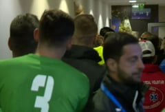 Scandal dupa ultimul meci al etapei in Liga 1: S-au bruscat si injurat