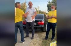 Scandal electoral la Slivilesti - VIDEO