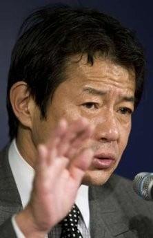 Scandal in Japonia: ministrul de Finante s-a prezentat beat la o conferinta de presa (Video)