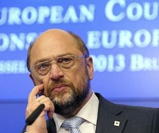 "Scandal in PE: Martin Schulz, acuzat ca a comis abuzuri, iar Catalin Ivan, ca s-a facut ""pres"" in fata lui"