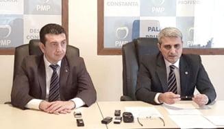 Scandal in PMP Constanta. Deputatul Robert Turcescu ii cere lui Claudiu Palaz sa renunte la colaborarea cu PSD