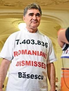 Scandal in Parlament, la votul pe referendumul lui Basescu