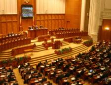Scandal in Parlament pe Rosia Montana: PDL a parasit sala de plen