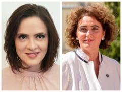 Scandal in Senat pe Legea Romexpo. Silvia Dinica (USR) o acuza pe Iulia Scantei (PNL) ca face jocurile dezvoltatorului imobiliar