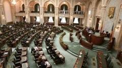 Scandal in Senat pe neinvitarea lui Basescu: PDL ameninta cu greva parlamentara
