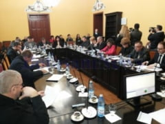 Scandal in consiliul local de la o banala propunere de asociere cu CS Botosani