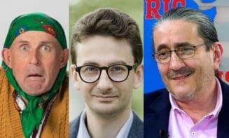 """Scandal la Antena 3 intre actorul Mihaescu, deputatul Bulai si jurnalistul Curea: """"Du-te, ba, dispari! Ce bagabonteala! Vai steaua voastra de comunisti!"""""""