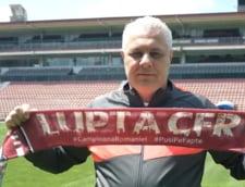 """Scandal la CFR Cluj. Sumudica l-a dat afara pe Chipciu! """"Drumurile noastre se despart """""""