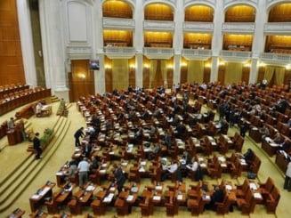 Scandal la Camera Deputatilor: mai multi sindicalisti nu au fost lasati in plen