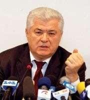 Scandal la Chisinau: Masina lui Voronin, implicata intr-un accident
