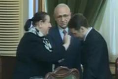 Scandal la Comisia juridica cu senatorul care l-a miruit pe Sova: Iesi de aici! Chiar vreti dosare penale pe banda? UPDATE