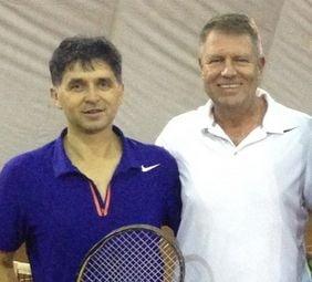 Scandal la FR de Tenis, cu finul lui Iohannis in prim plan: Nu ma voi da pe langa Simona Halep